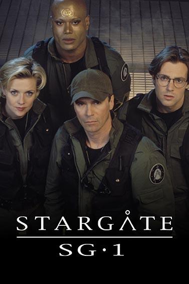 Stargate SG-1 (series) Poster