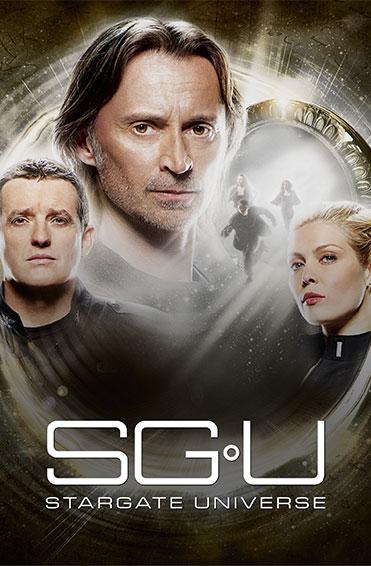 Stargate Universe (series) Poster