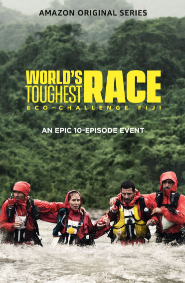 World's Toughest Race: Eco-challenge (series) Poster